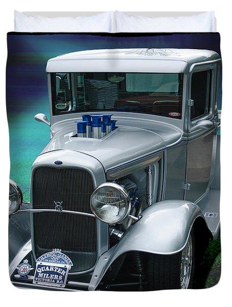 1932 Ford Pickup Duvet Cover