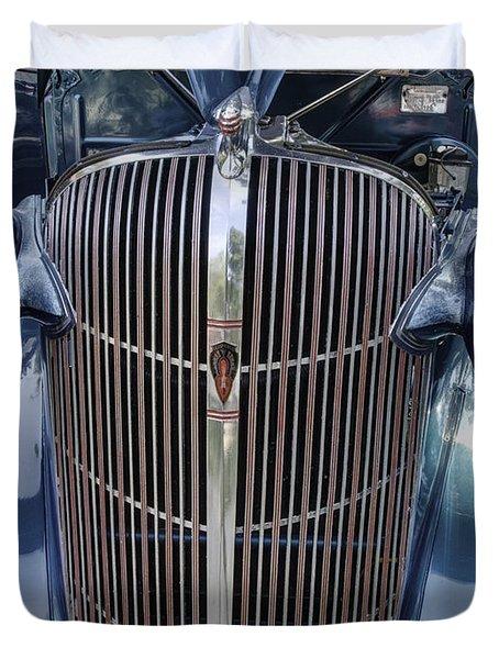 1936 F-36 Oldsmobile Touring Sedan  Duvet Cover
