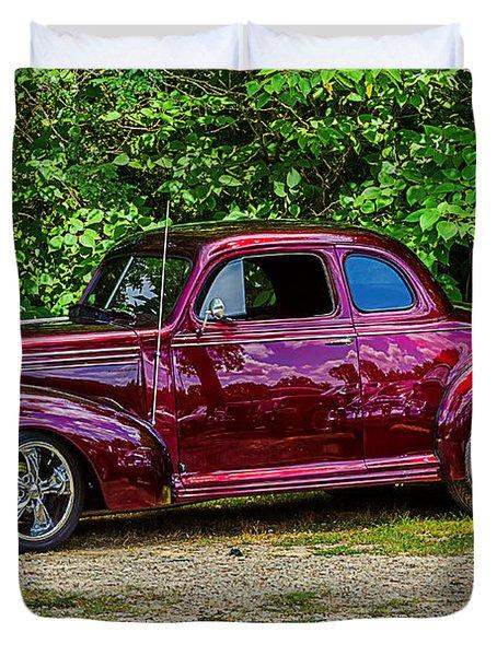1939 Studebaker Champion Duvet Cover