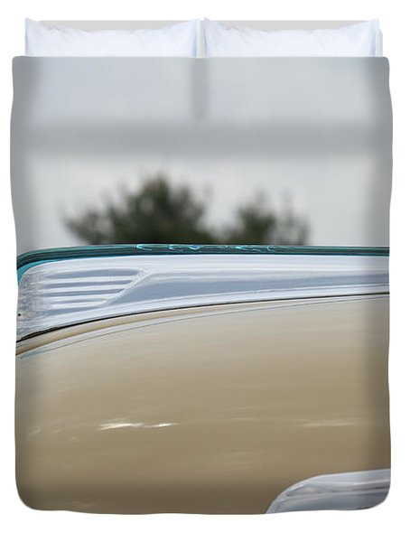 1947 Ford Duvet Cover