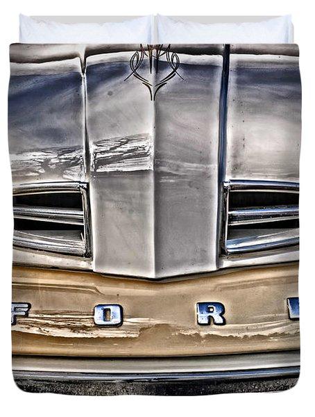 1948 Ford Pickup Duvet Cover