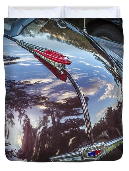 1949 Chevrolet Sedan Duvet Cover