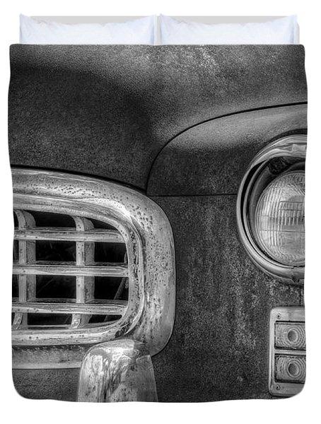 1950 Nash Statesman Duvet Cover