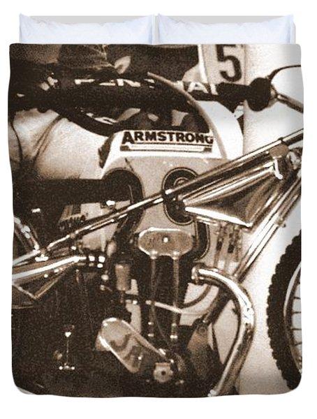 1950 Rotrax-jap Duvet Cover