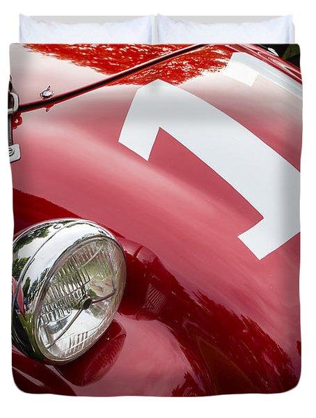 1953 Allard J2x Duvet Cover