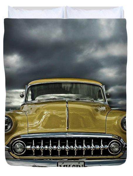 1953 Chevy Duvet Cover