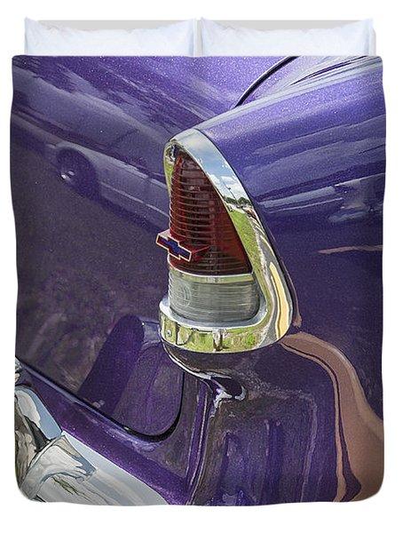 1955 Chevrolet Duvet Cover