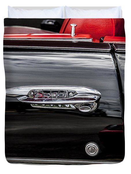 1957 Chevrolet Bel Air Duvet Cover