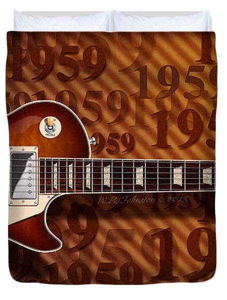 1959 Duvet Cover