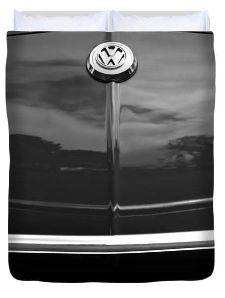 1968 Volkswagen Karmann Ghia Convertible Duvet Cover