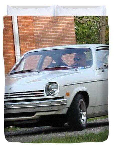 1971 Chevrolet Vega Duvet Cover