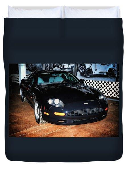 1997 Aston Martin Db7 Duvet Cover