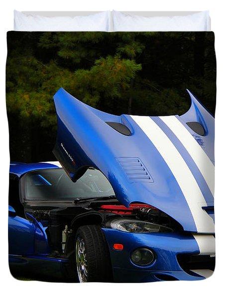 1997 Viper Hennessey Venom 650r 4 Duvet Cover
