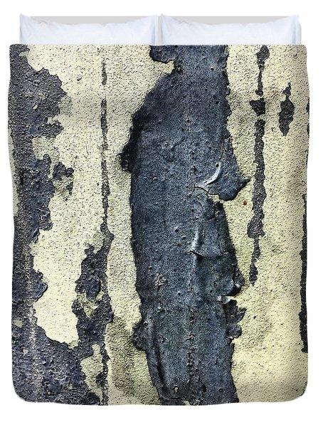 Lamppost 9 Duvet Cover