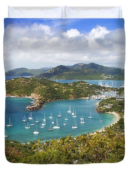 Antigua Duvet Cover by Brian Jannsen