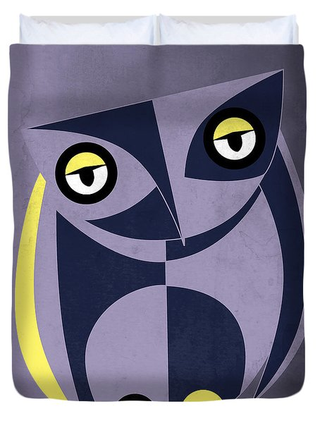 Bird Duvet Cover by Mark Ashkenazi