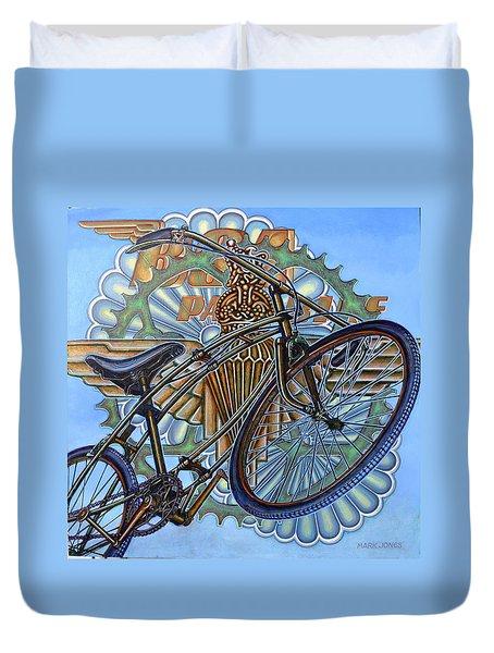 Bsa Parabike Duvet Cover