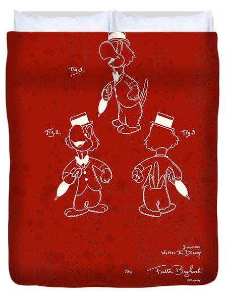 Disney Jose Carioca Duvet Cover