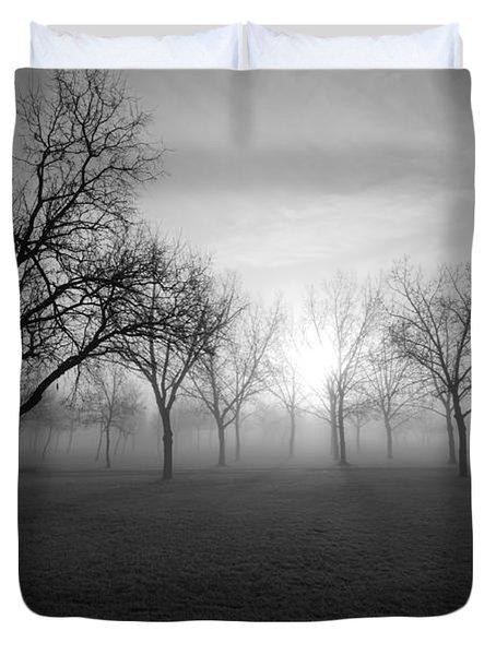 Endless Duvet Cover by Leanna Lomanski