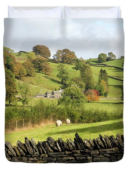 England - Lake District Duvet Cover