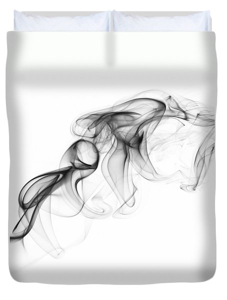 Fluidity No. 1 Duvet Cover