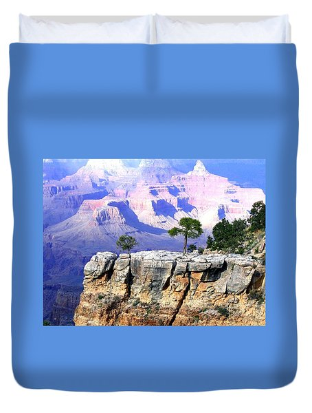 Grand Canyon 1 Duvet Cover by Will Borden