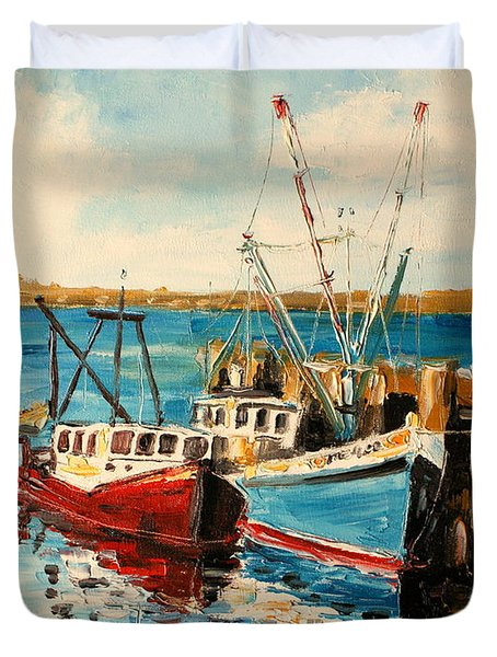 Harbour Impression Duvet Cover