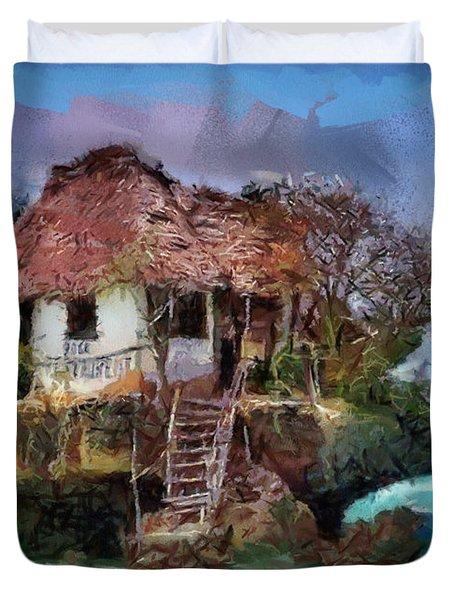 Home Duvet Cover