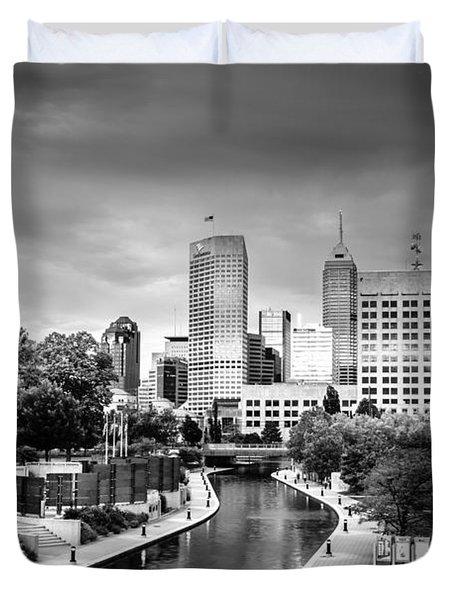 Indianapolis Duvet Cover
