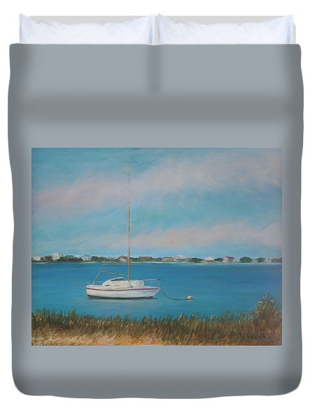 Inlet Drive Duvet Cover