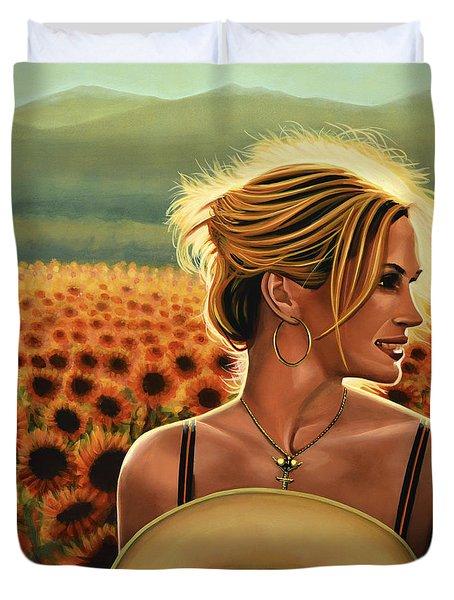 Julia Roberts Duvet Cover