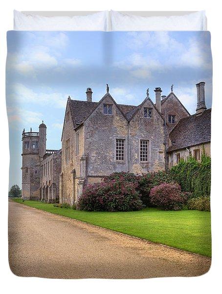 Lacock Abbey Duvet Cover by Joana Kruse