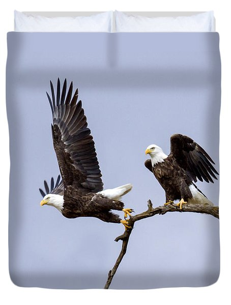 Majestic Beauty 2 Duvet Cover