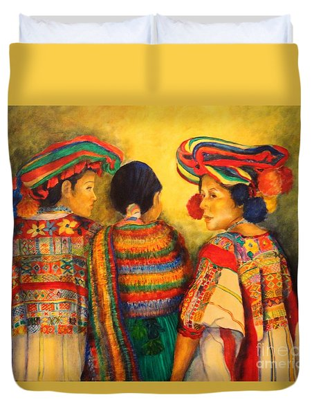 Mexican Impression Duvet Cover