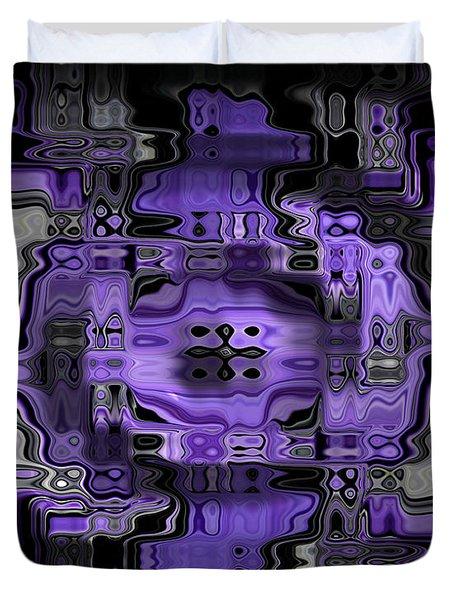 Motility Series 10 Duvet Cover by J D Owen