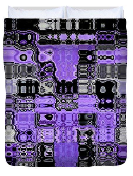 Motility Series 20 Duvet Cover by J D Owen
