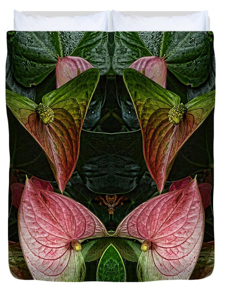 Phyto-photo 1 Duvet Cover