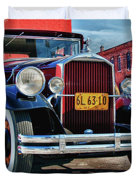 Pierce Arrow 3468 Duvet Cover