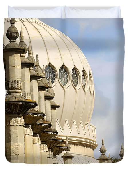 Royal Pavilion Brighton Duvet Cover