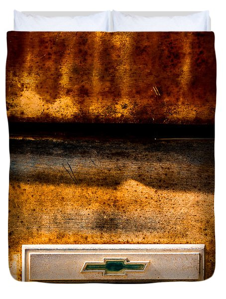 Rusted C10 Duvet Cover