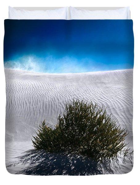Sand Storm Duvet Cover