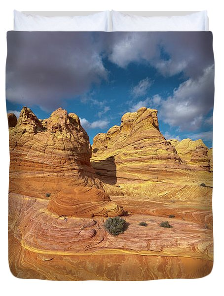 Sandstone Vermillion Cliffs N Duvet Cover