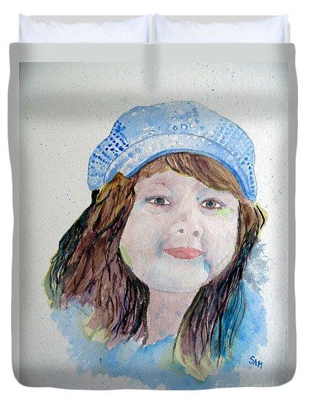 Sarah Duvet Cover