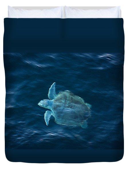 Sea Turtle Duvet Cover
