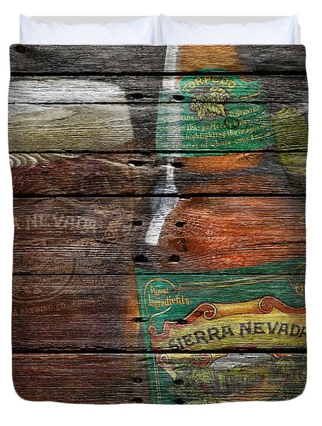 Sierra Nevada Duvet Cover
