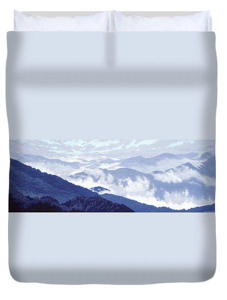 Spirit Of The Air Duvet Cover by Blue Sky