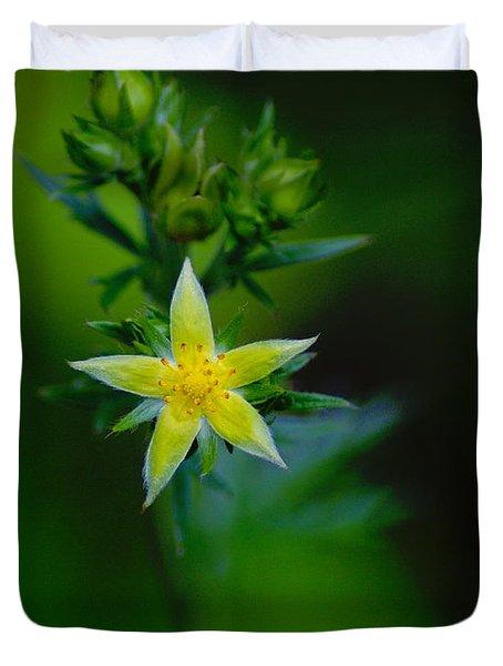 Starflower Duvet Cover