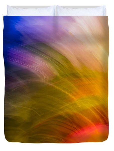 Summer Bloom Duvet Cover