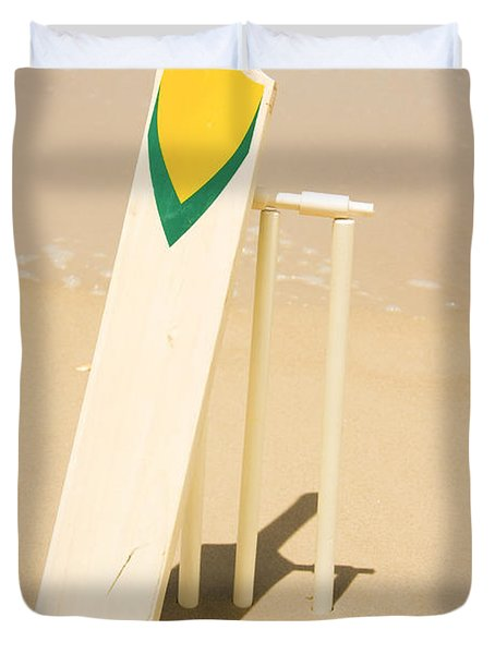 Summer Sport Duvet Cover
