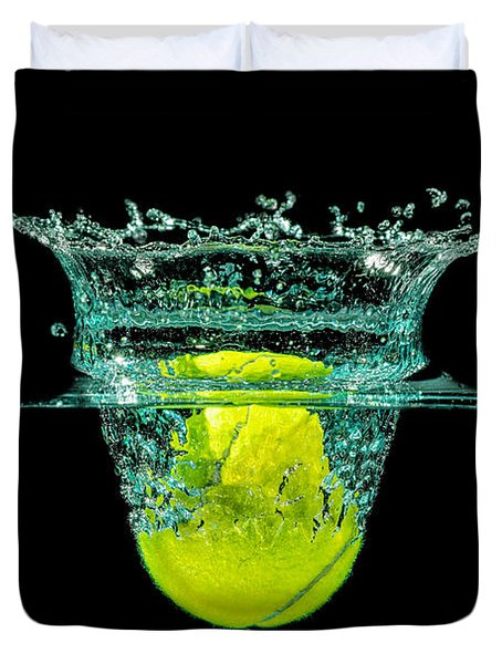 Tennis Ball Duvet Cover